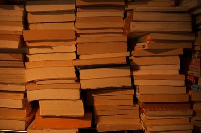 「本の整理」