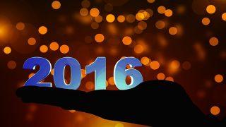 2016年の振り返りと新年の抱負